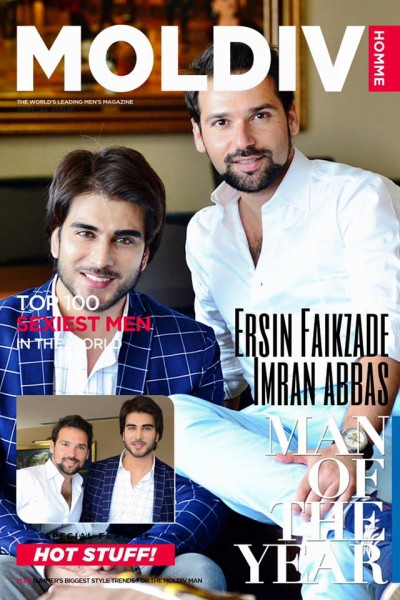 İmran Abbas-Ersin Faikzade friendship