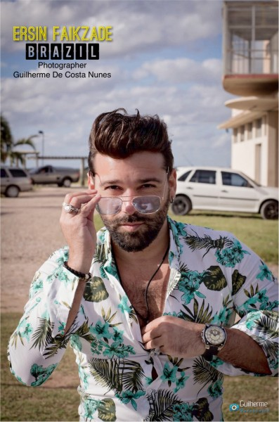 Ersin Faikzade-Brazil Fashion Shooting 2018