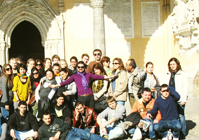PALERMO-SICILY ISLAND Youth Exchanges Project Certificate
